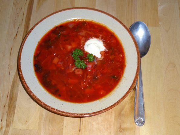 recette moldave bortsch
