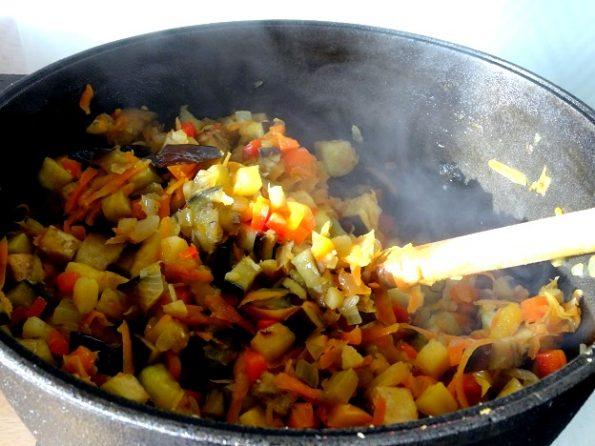 cuisine moldave ratatouille recette