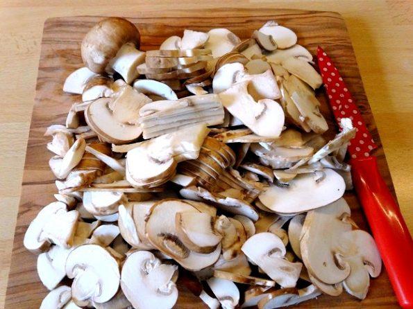 Cuisine moldave champignons julien