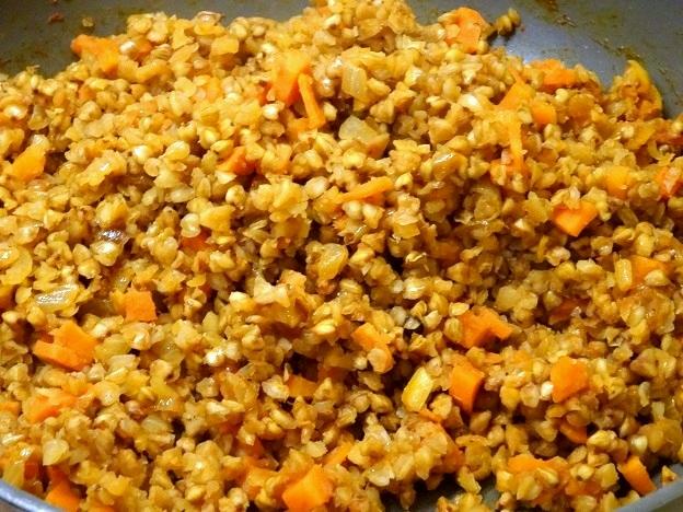 Cuisine moldave blog recette sarrasin sauté