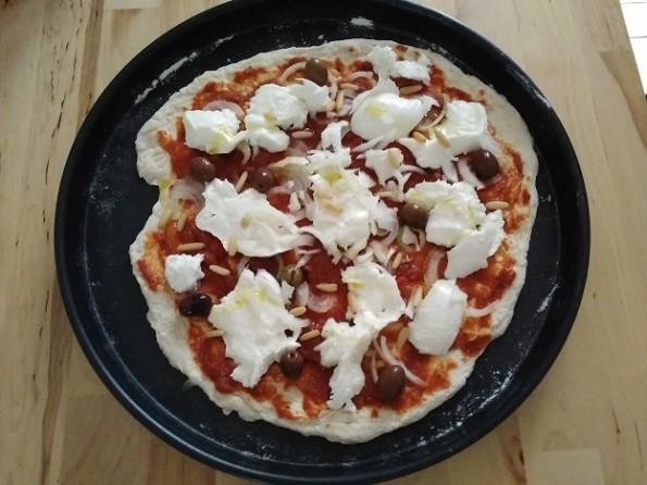 Pizza maison blog cuisine moldave