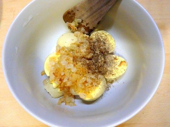 oeufs mimosa recette pas a pas
