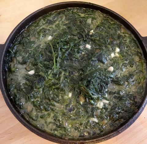 Cuisine moldave epinards blog recette
