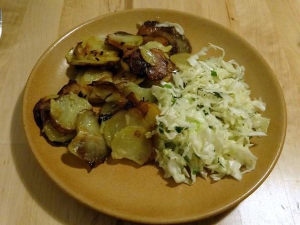 Cuisine moldave recette végétarienne
