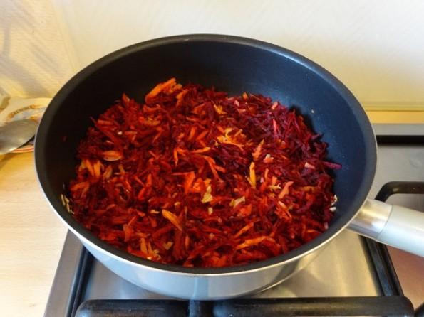 cuisine moldave bortsch preparation recette