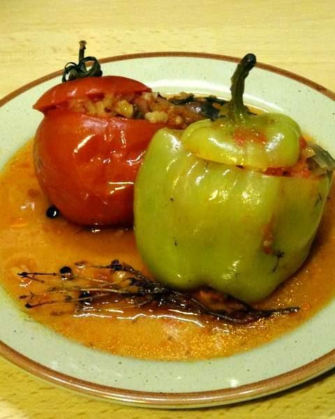 poivrons farcis recette moldave