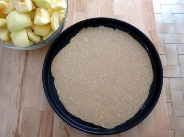 tarte aux pommes recette