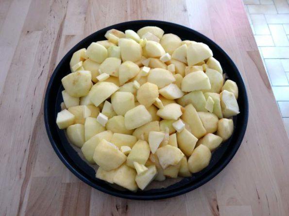 dessert pommes sans sucre