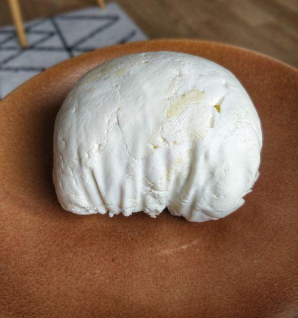fromage de vache maison la recette pas à pas